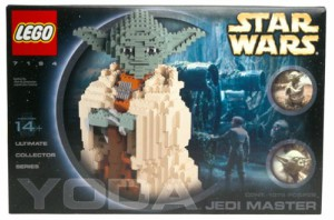 Yoda Jedi Master LEGO Set 7194