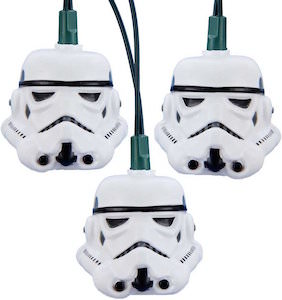 Stormtrooper String Lights