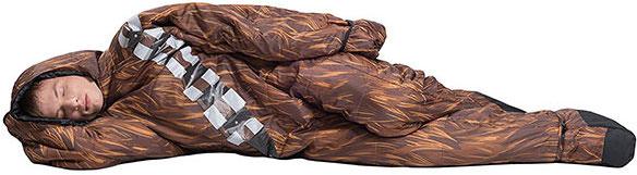 Chewbacca Onesie Sleeping Bag