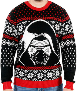 Kylo Ren Christmas Sweater
