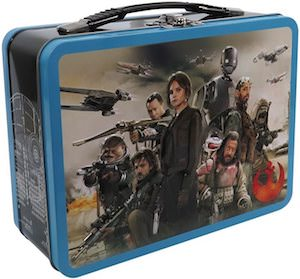 Star Wars Rogue One Rebel And Empire Lunch Box
