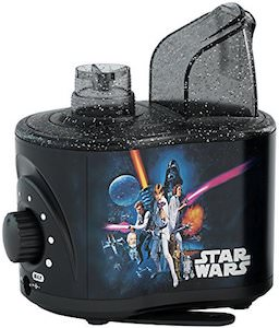 Classic Star Wars Movie Poster Personal Humidifier