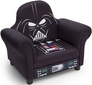 Kid's Darth Vader Chair