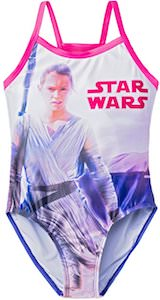 Little Girls Rey Swimsuit