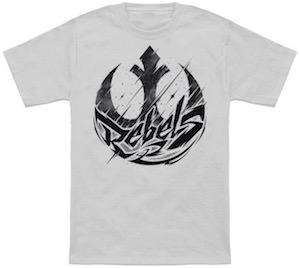 Rebels Logo T-Shirt