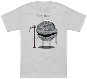 I am Death (Star) T-Shirt