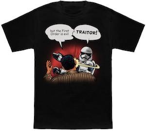 Stormtrooper Hit's Finn T-Shirt