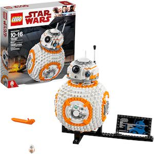 LEGO BB-8 Building Kit 75187
