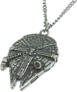 Millenium Falcon Necklace