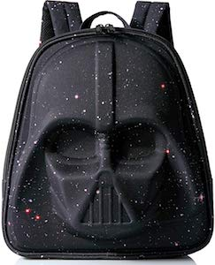 Molded Darth Vader Backpack