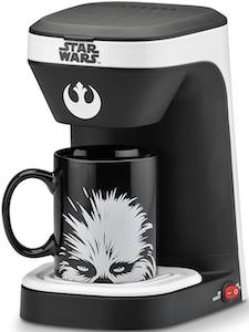 Star Wars Coffee Maker With Chewbacca Mug