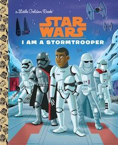 Star Wars I Am A Stormtrooper Book