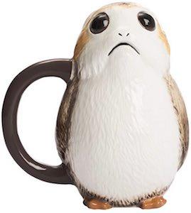 Porg Shaped Mug