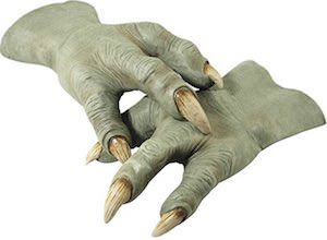 The Hands Of Yoda