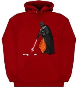 Darth Vader Litter Hoodie