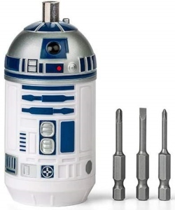 R2-D2 Screwdriver And Bits