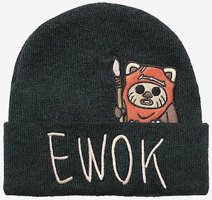 Ewok Winter Hat