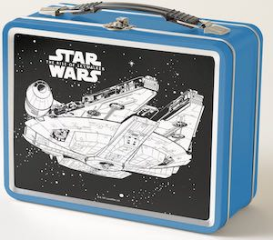 Millennium Falcon Lunch Box