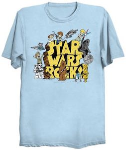 Star Wars Rocks T-Shirt