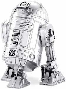 Pewter R2-D2 Figurine