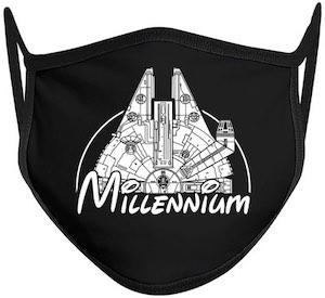 Millennium Falcon Face Mask