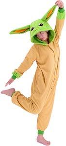 Yoda Onesie Pajama