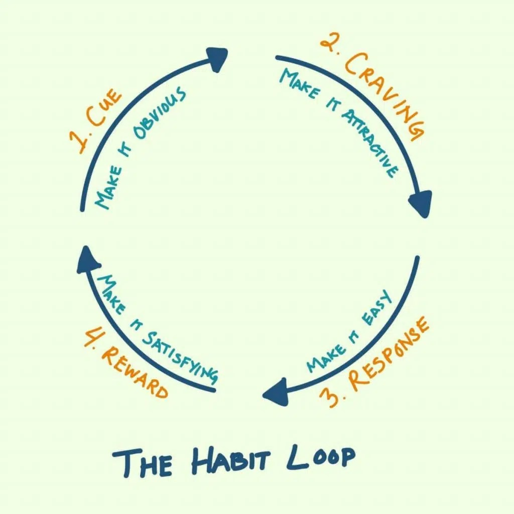 Summary Of Atomic Habits By James Clear