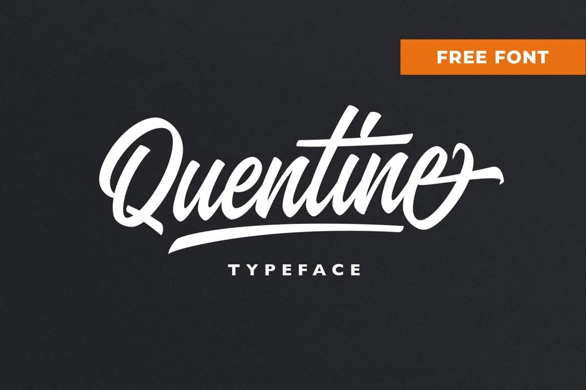 Quentine Typeface – Free Font