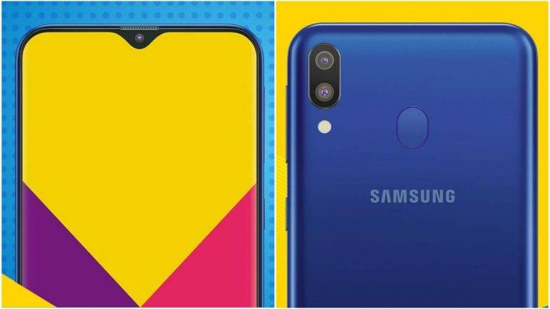 Samsung Galaxy M20 Specification And Price