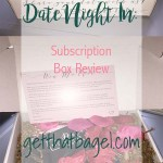 Date Night In: Subscription Box Review