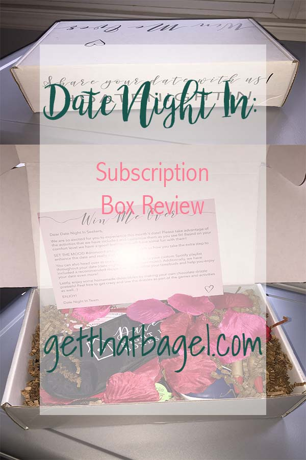 datenightin - Date Night In: Subscription Box Review