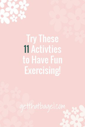 funexercise - Try These 11 Activities to Have Fun Exercising!