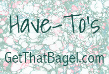 Categories Discussed on Get That Bagel