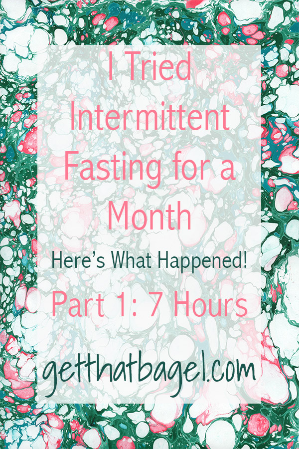 fast7hr - Intermittent Fasting Part 2: 7 Hour Eating Window