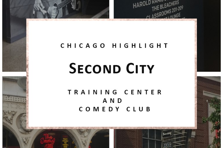 Chicago Highlight: The Second City Comedy Club