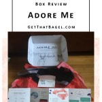Adore Me: August Subscription Box Review