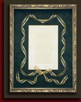 Spectacular Wedding Invitation Frame 50 Inspiration With