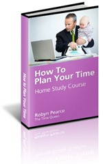 How To Plan Your Time