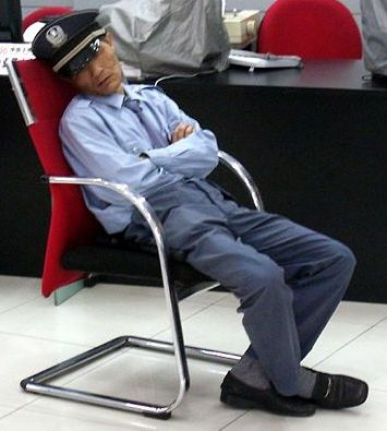 Let Your Staff Nap on the Job