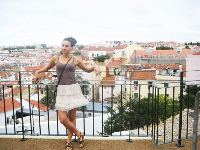 Miradouro Mouraria Lisboa