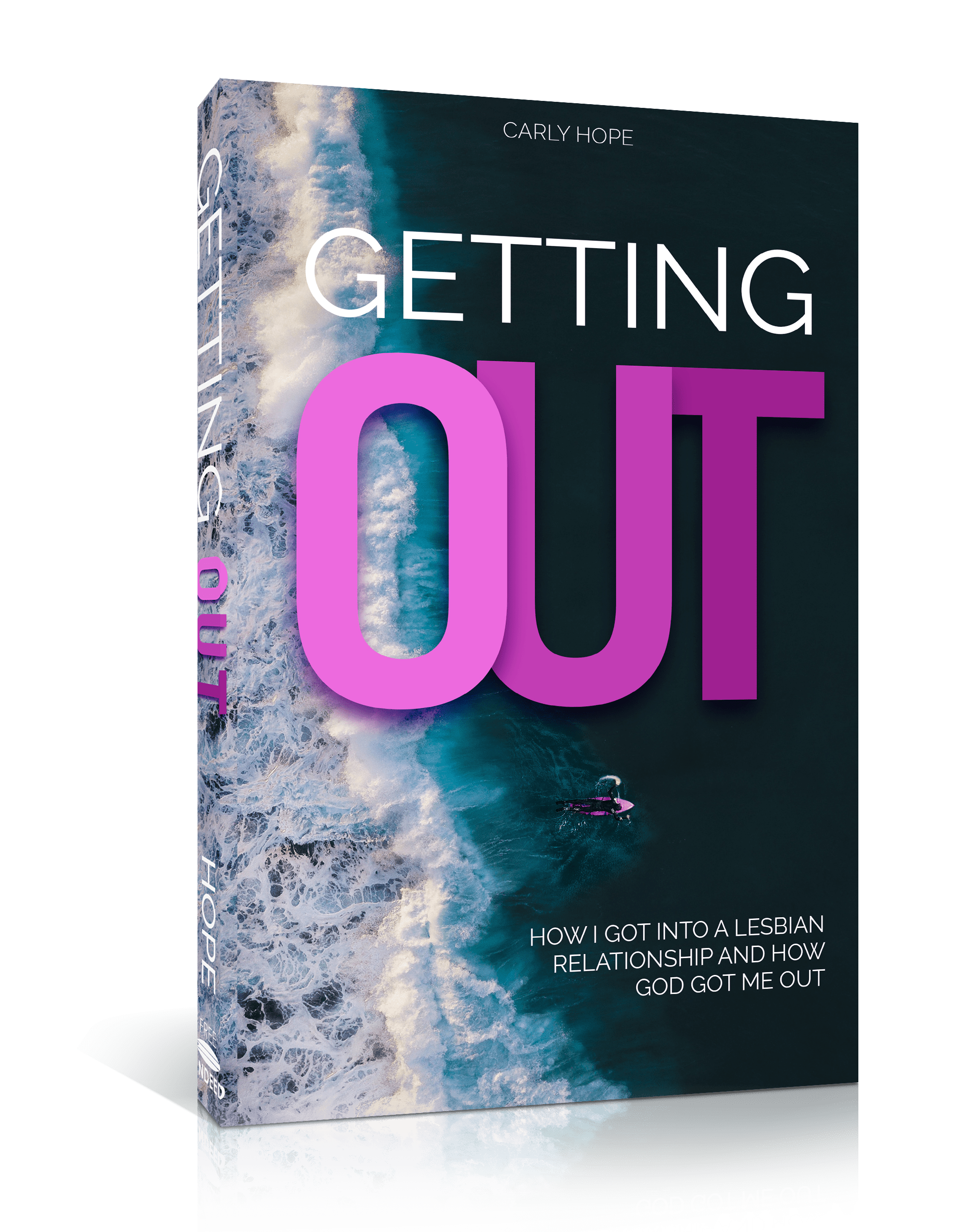Image of Getting Out Book