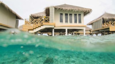 Staying In A Overwater Bungalow At Cinnamon Dhonveli Maldives