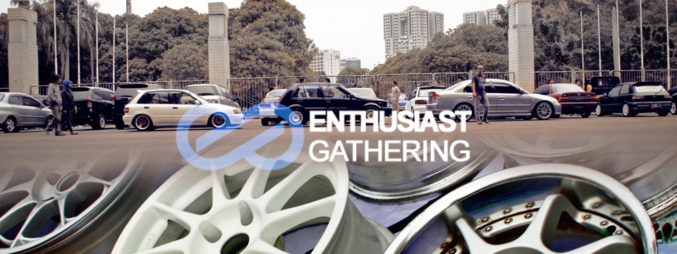 Enkei Enthusiast Gathering 2013