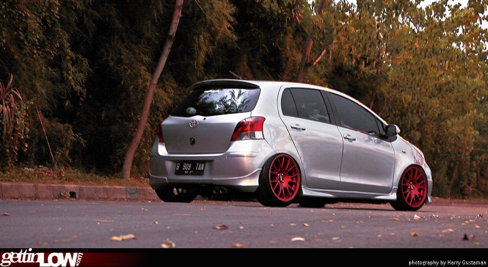 Stephen Tan Toyota Yaris E 2011