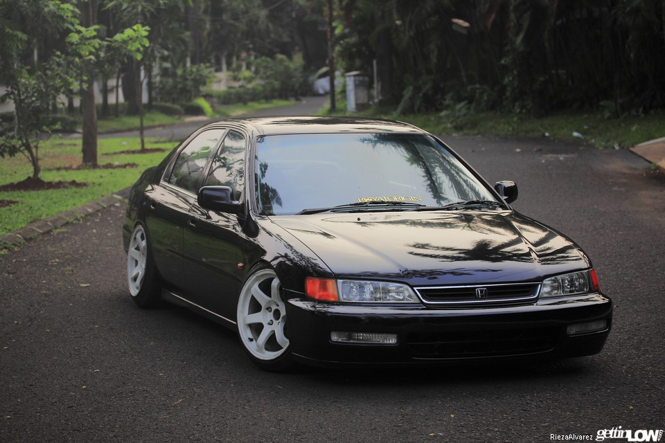 Dimas Thamrin 1997 Honda Accord CD5