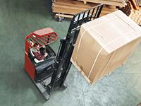 Reach Forklift Truck
