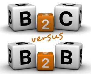 B2B B2C Business Modesl