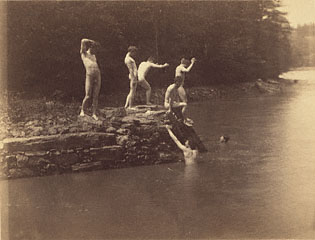 private swimming holes