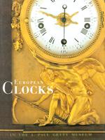 European Clocks in the J. Paul Getty Museum