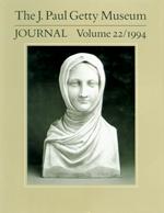 The J. Paul Getty Museum Journal: Volume 22/1994
